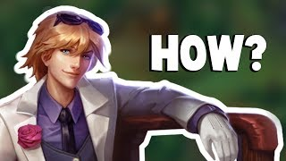 Ezreal That Stole Baron While Being Disconnected... | Funny LoL Series #179