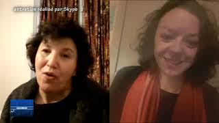 Rencontre avec Mathilde Basset infirmière à l'occasion de la parution de son livre