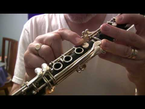 "How to play Gershwin's ""Rhapsody in Blue"" opening clarinet solo"