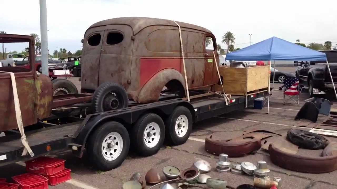 One man s junk is another man s treasure 1941 chevy and 1927 dodge for sale youtube