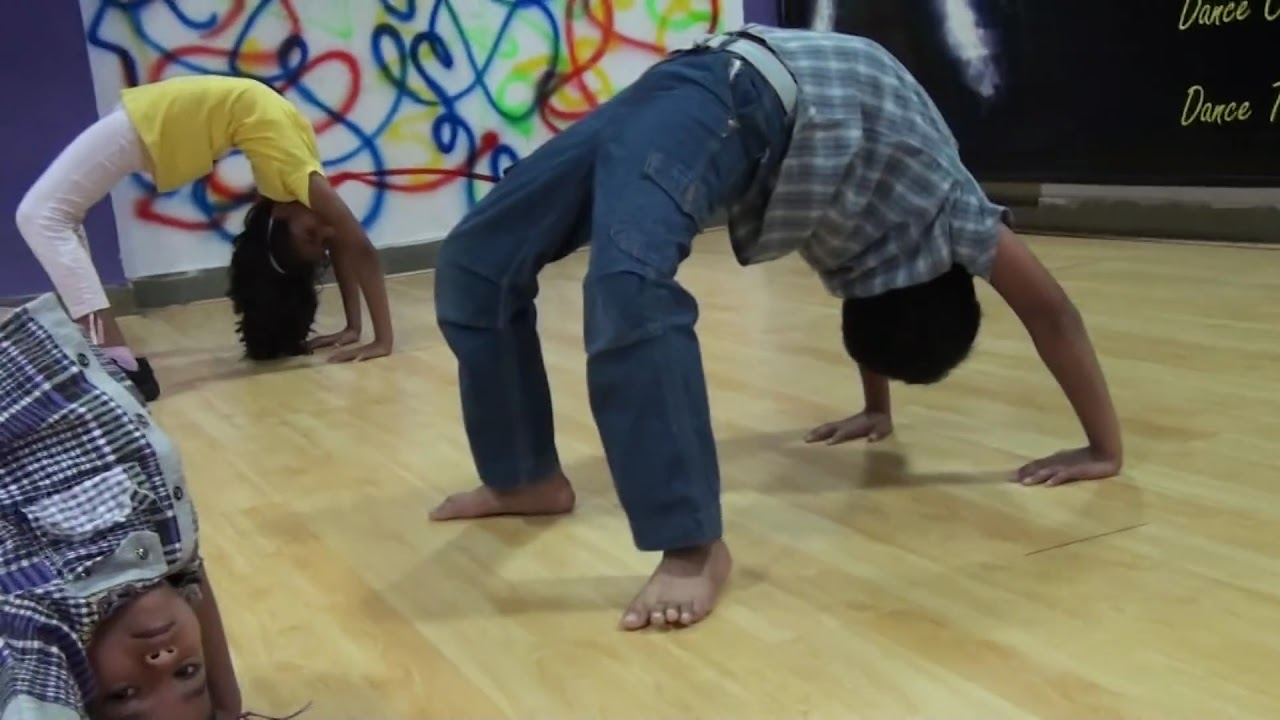 Back Bend Kick over tutorial! - YouTube