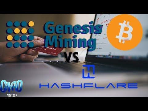 GENESIS MINING VS HASHFLARE (MOST PROFITABLE CONTRACTS)