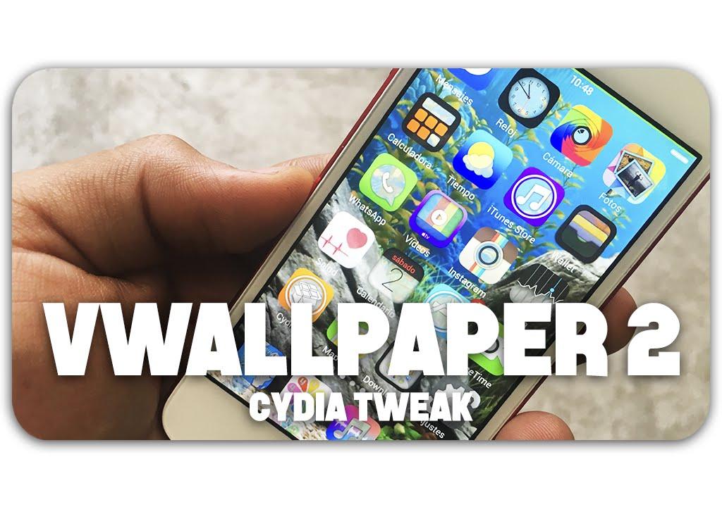 Poner videos de fondo de pantalla en iOS 9 • vWallpaper 2 - YouTube