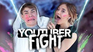 YOUTUBER FIGHT - TRAU DICH JOEY mit Diana zur Löwen | Joey's Jungle