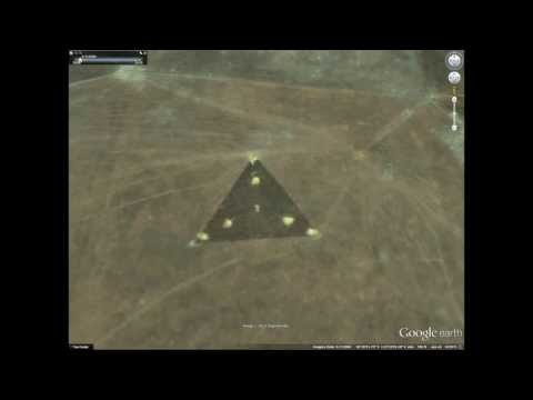 The Aussie Triangle UFO update! 2013