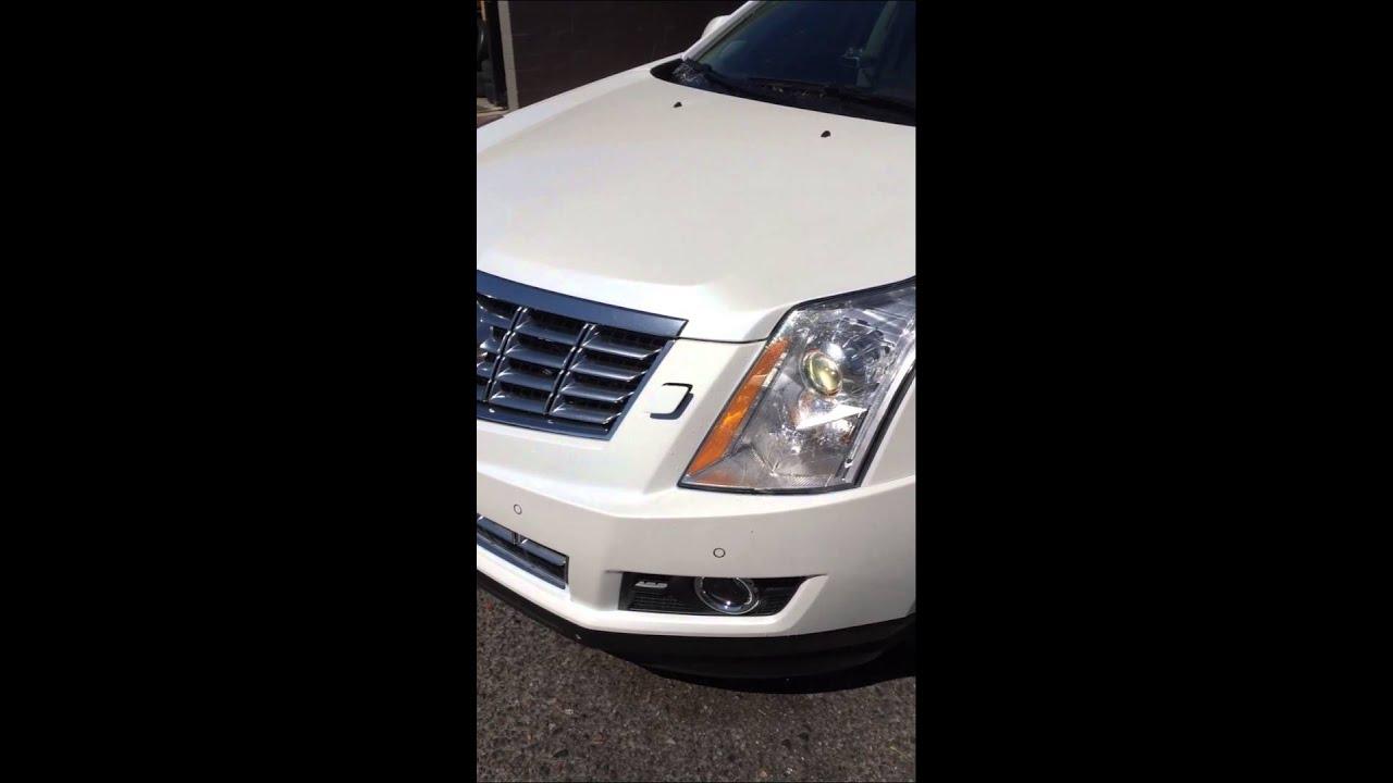 2014 Cadillac Srx Headlamp Washer Youtube