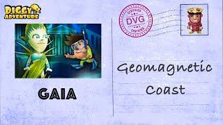 [~Gaia~] #D Geomagnetic Coast - Diggy's Adventure