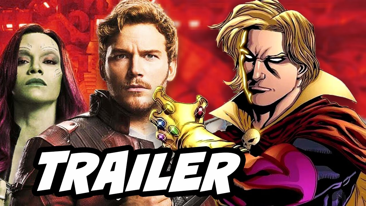 Guardians Of The Galaxy 2 Trailer and Adam Warlock Explained