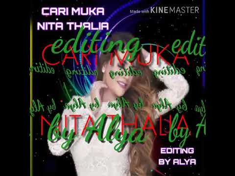 CARI MUKA BY NITA THALIA (LIRIK)