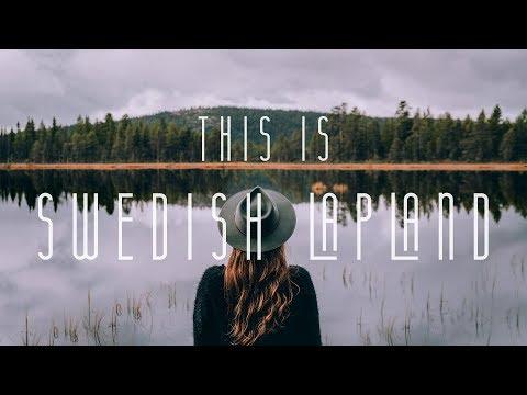 A ROAD TRIP THROUGH SWEDISH LAPLAND!