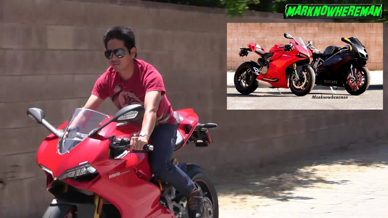 Ducati Panigale V First Ride