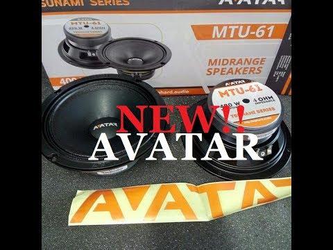 Обзор новинки AVATAR MTU-61