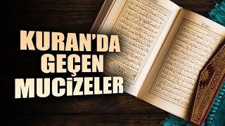 Kuran'da Hangi Mucizeler Geçiyor? Kuran'daki Bilimsel Mucizeler / Caner Taslaman