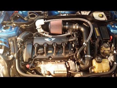 R56 MINI Cooper S Vacuum Pump Delete Mod & AirOil Separator  YouTube
