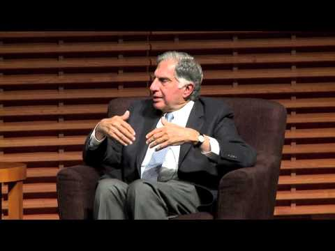 Ratan Tata: The Role of Corporate Social Responsibility in India