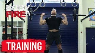 Get Shredded: CrossFit One Bar Workout