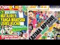MICHEZO Magazetini Ijumaa24/9/2021:Matajiri Simba na Yanga Wakesha Kusaka Ushindi