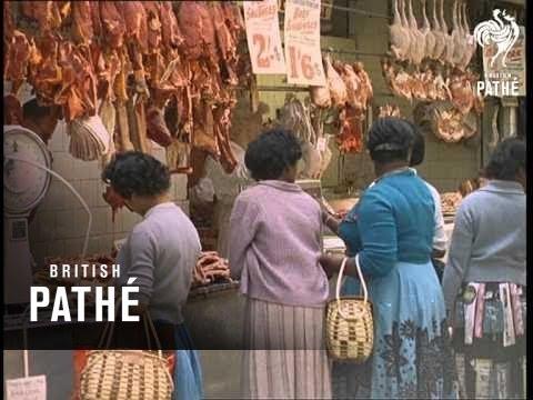 Caribbean Market 1961