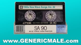 80s New Wave / Alternative Songs Mixtape Volume 36