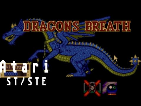 Dragons Breath (Dragon Lord) - Atari ST (1990)