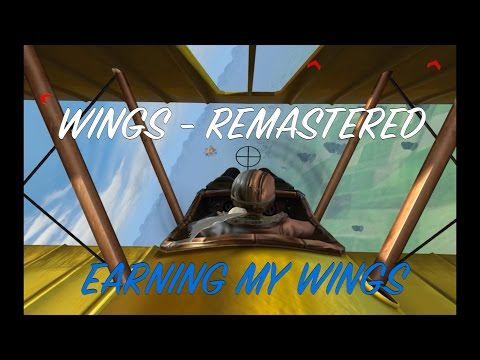 WINGS REMASTERED - EARNING MY WINGS |