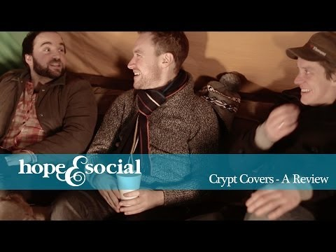 HOPE & SOCIAL | CRYPT COVERS - A REVIEW