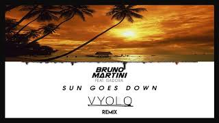 Video Bruno Martini Ft. Isadora- Sun Goes Down (VYOLO Remix) download MP3, 3GP, MP4, WEBM, AVI, FLV April 2018
