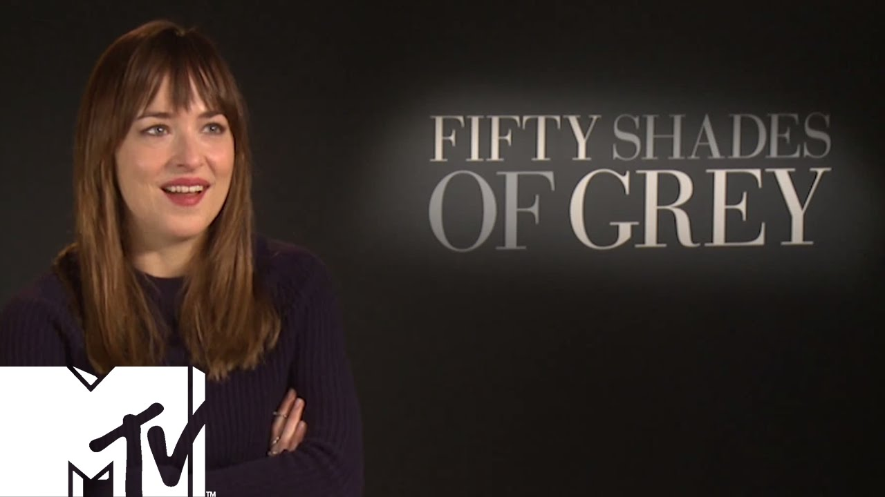 main female character in 50 shades of grey