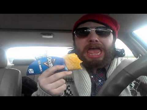 Taco Bell Dorito Taco Review Video Gallery Know Your Meme