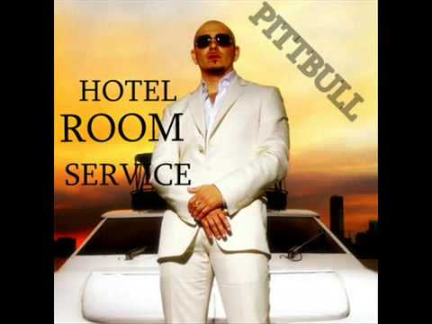 Pitbull Room Service Lyrics