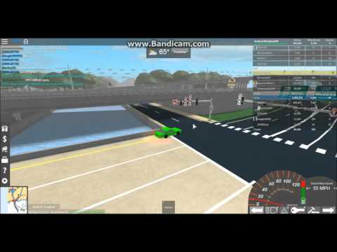 Bad Drivers of UD: Newark (ROBLOX)
