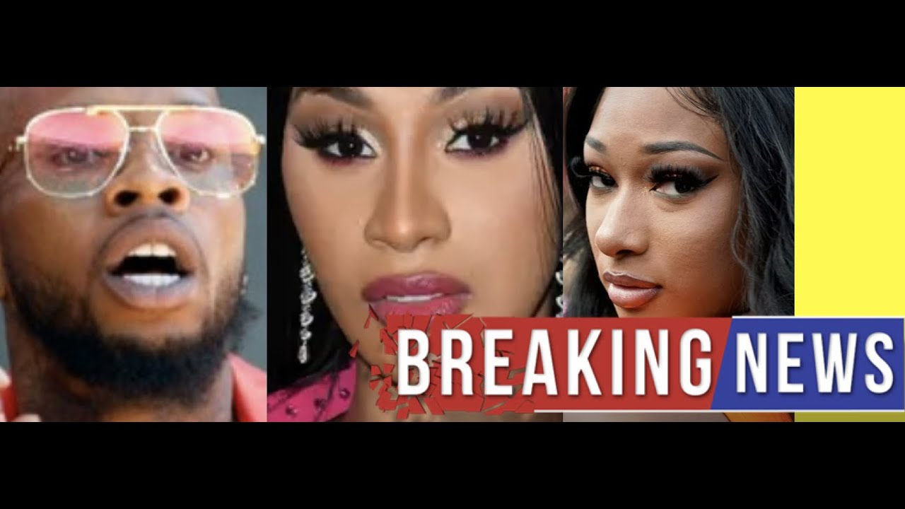 Breaking News Tory Lanez Allegedly Deported? Cardi B warns Blogger? Meg Thee Stallion Cardi B Single