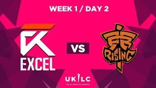 UKLC Premiere - Spring Split Week 1 Day 1 2019 #UKLCvalentines Exce...