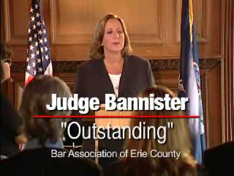 Tracey Bannister for New York State Supreme Court