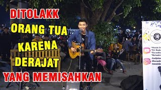 Download lagu BIKIN MEWEK AJA !!! BAGAI LANGIT DAN BUMI LIVE AKUSTIK PENGAMEN JOGJA TRI SUAKA