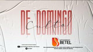 Culto De Domingo. 20/06/2021