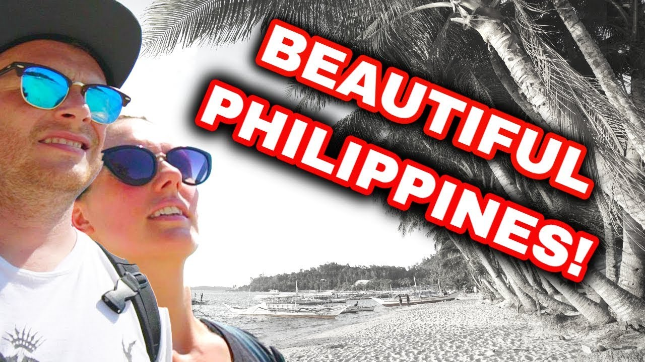 CAN'T BELIEVE this is The PHILIPPINES!!! Port Barton - Palawan Travel 2019 PH vlogs