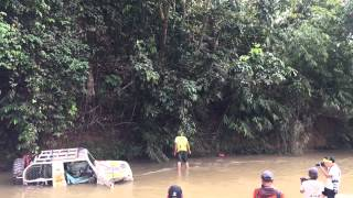 Rainforest Challenge 2014 Malaysia - Russian Team