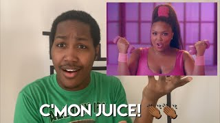 Lizzo - Juice |  Reaction