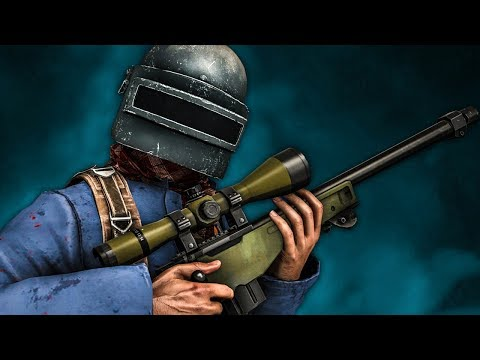 PUBG | Dominating with the AWM (M416 + AWM Gameplay)