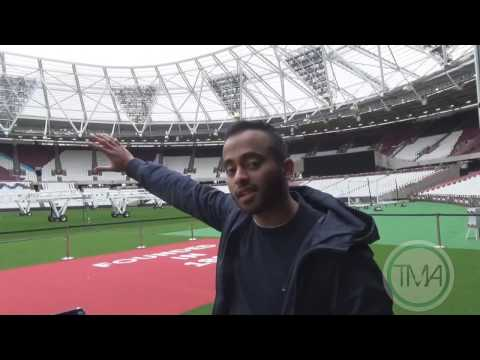 London Stadium (West Ham United) & The Orbit Virtual Tour