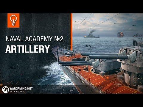 Naval Academy: Artillery