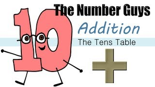 The Number Guys: Addition - The Tens Table - The Kids