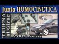 TRUENA AL GIRAR, Junta Homocinetica, Ford Focus, Espiga