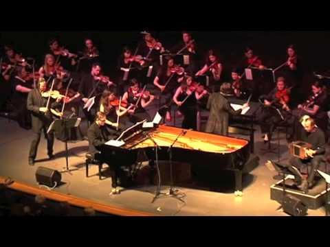 Joner: Concerto Grosso 1. movement in Großes Festspielhaus with Junge Philharmonie Salzburg