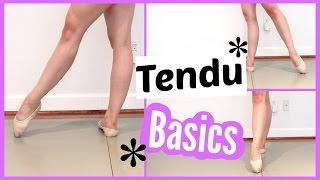 Tendu Basics | Kathryn Morgan