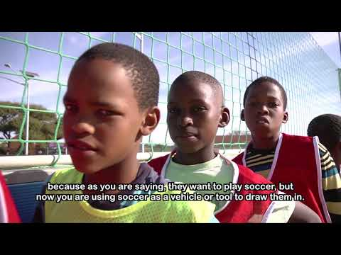 TOMz 9 - Episode 96: Upliftment through soccer