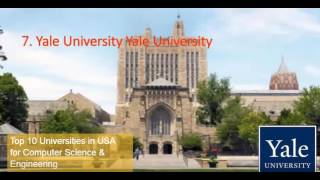 Top 10 universities in USA United States OF America 2016