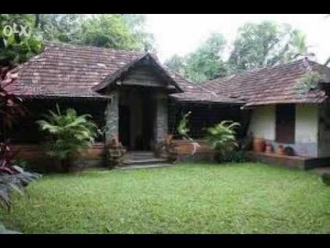 Kerala old houses models images for Classic house design in india