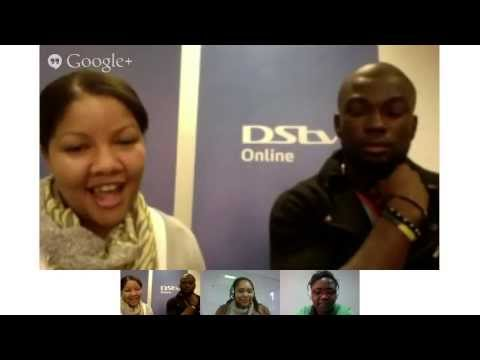 Big Brother Africa: The Chase Hangout with Hakeem